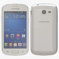 samsung galaxy fresh s7390 3d 3ds