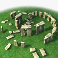neolithic stonehenge max