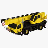 crane gmk 2035 max