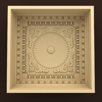 maya decor petergof rosette