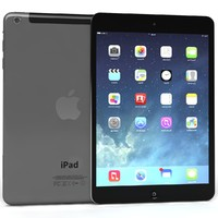 3d max apple ipad air mini