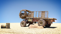 Heist Truck