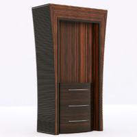 3d model molon l502 bookcase