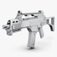 assault rifle g 36 obj
