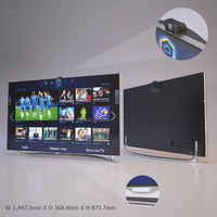 samsung smart tv 2013 max