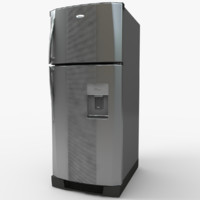 wt6505n refrigerator 3d model