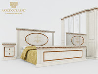 3d model classic versailles arredo