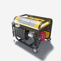 Electric Generator Portable