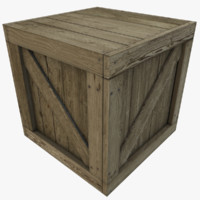 max wooden crate