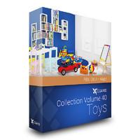 3D Models CGAxis Models Volume 40 FBX OBJ