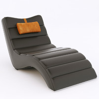 Contempo Zagato Chaise Longue