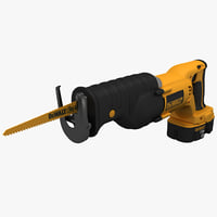 cordless reciprocating saw dewalt 3ds