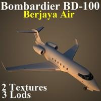3dsmax bombardier bvt