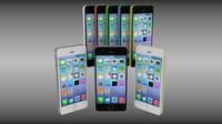 3d iphone 5 model
