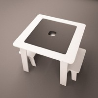 table kids c4d