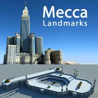 Mecca Landmarks