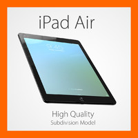 3ds max apple ipad air