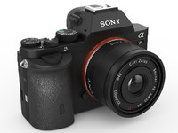 sony alpha 7r camera lens 3d 3ds