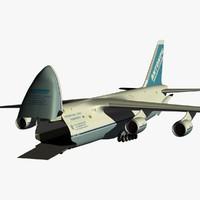 antonov 124 an-124 max