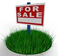 sale land 3d model