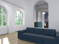 3d model of sofa tera