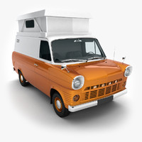 Ford Transit Mark1 Camper 1965-1978