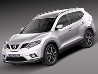 2013 2014 suv nissan 3d 3ds