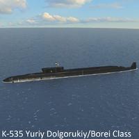 3d class ss model