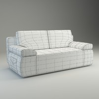 sofa julie basic 3d model