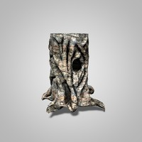 free 3ds model tree stump