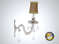 free max model wall light lamp