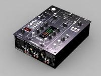 pioneer djm-400 mixer 3ds