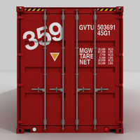 40 ft. Shipping Container
