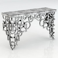 Cyan Designs Volos Console Table