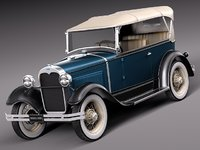 Ford Model A Phaeton 1930