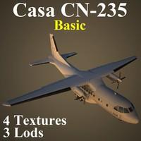 3d casa basic model
