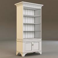 3dsmax laura ashley bookcase