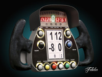 racing steering wheel 3ds