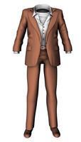 3d suit men s model