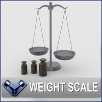 3ds max classic weight scale