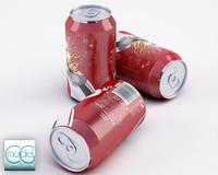 cola 3d model