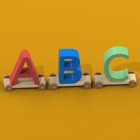 abc 3d model