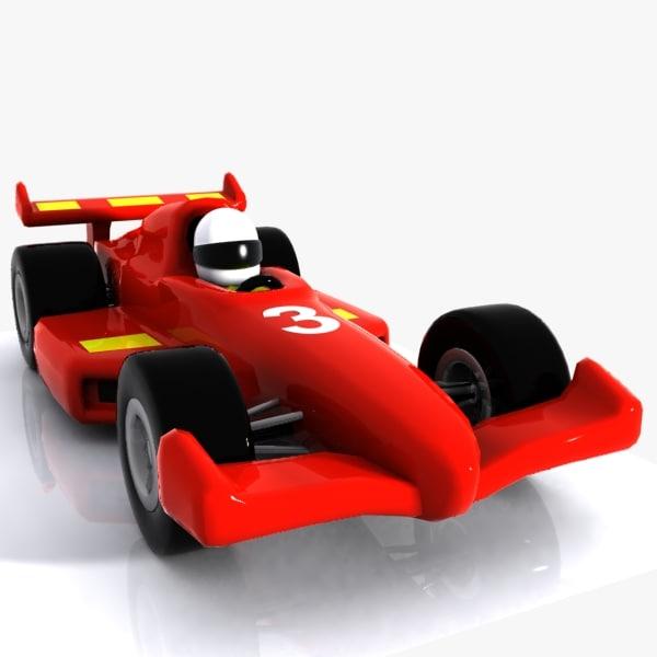F1 Racing Car Stock Images RoyaltyFree   Shutterstock