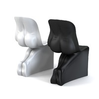 casamania chair set 3d 3ds