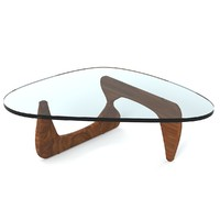 3d model isamu noguchi coffee table