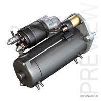 3d 3ds starter motor engines
