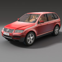 car luxury suv c4d