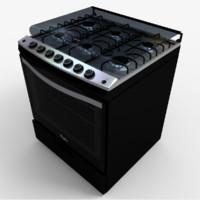 3d max wf5650b stove