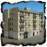 building 99 3d 3ds