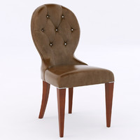 chair modern 0414s 3d 3ds